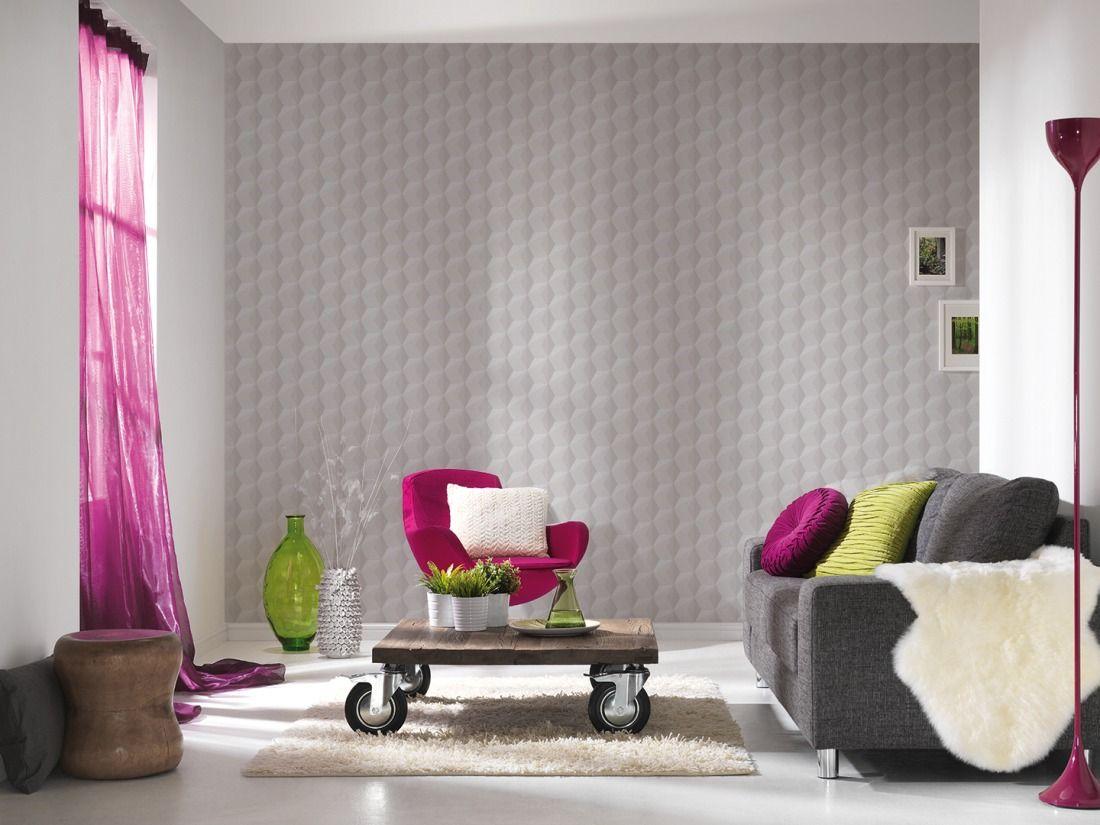 A S Creation Vliestapete Grafik 3d Optik Beige 962551 Schoner Wohnen Tapeten Stilvoll Wohnen Und Wohnen