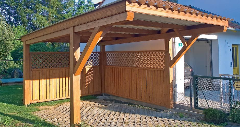 Leeb Carport Carport designs, Carport, Pole barn house plans