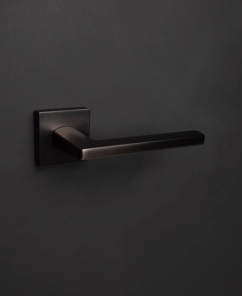Black Door Lock Bunnings Sets Front Hardware Entry Home