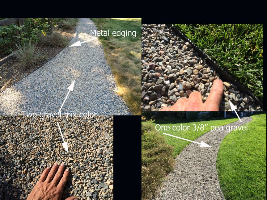 sample gravels