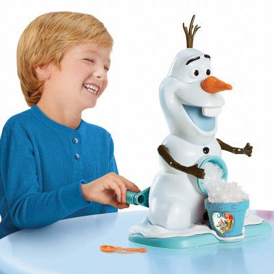 Summer time - Fun Time! Frozen Olaf Snow Cone maker - find yours at Everything's Frozen!