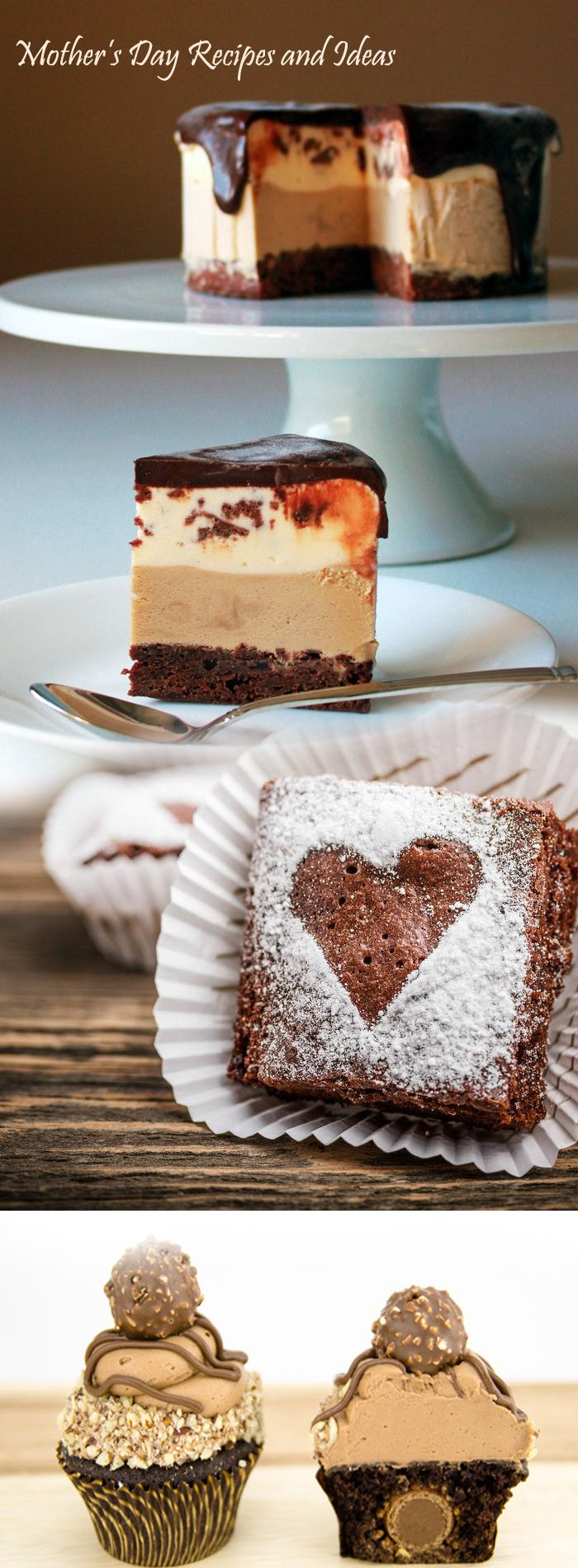Mother's day recipes and ideas #mothersday #motherscake