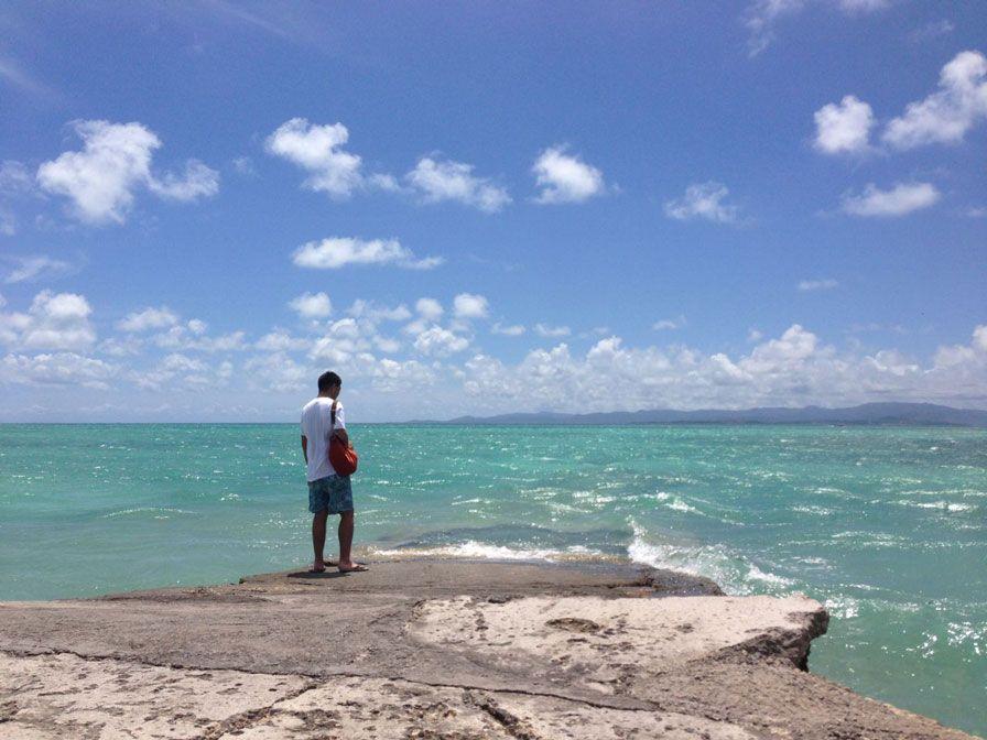 沖縄・竹富島の日本一美しい海と、年に一度の宴~楽園の旅~