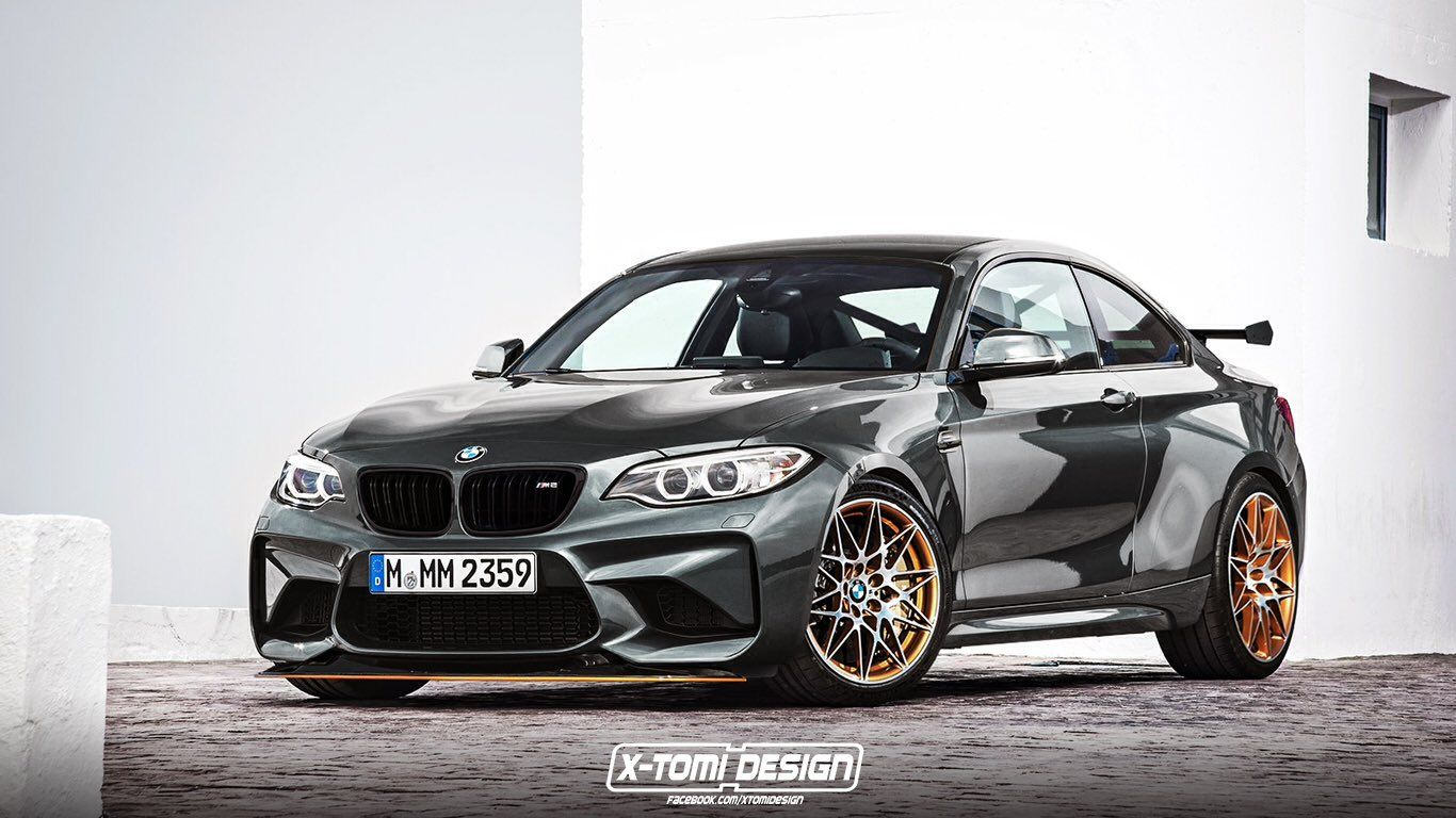 The Hardcore BMW Could Receive The Same Twin Turbo Engine Of The And