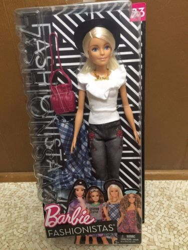 2017 Barbie Fashionistas Doll 83 Amp Happy Hipster Fashion Set