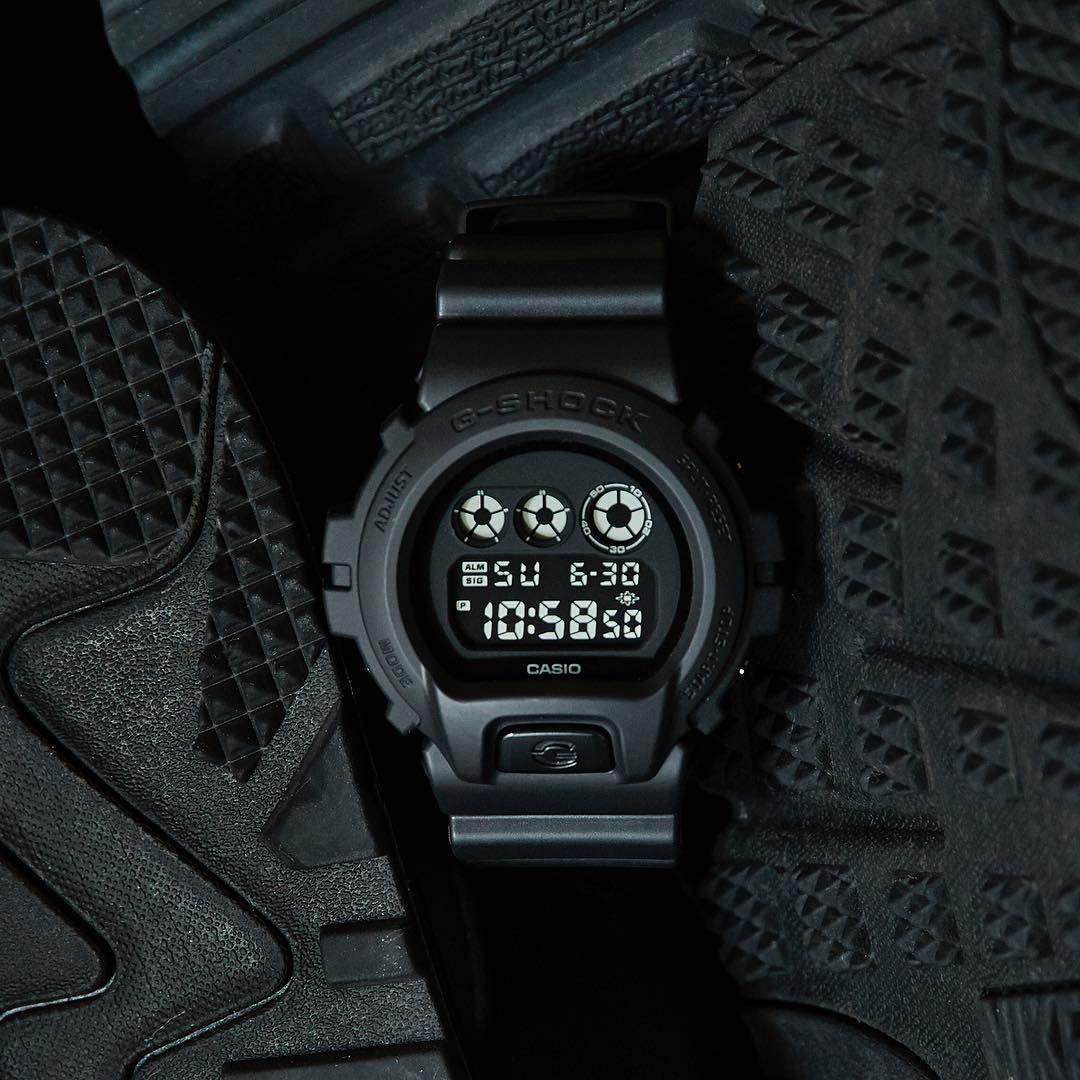 70e030ca609 G-Shock BLACK OUT BASIC DW-6900BB-1JF