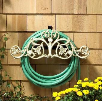 Metal Garden Hose Reels