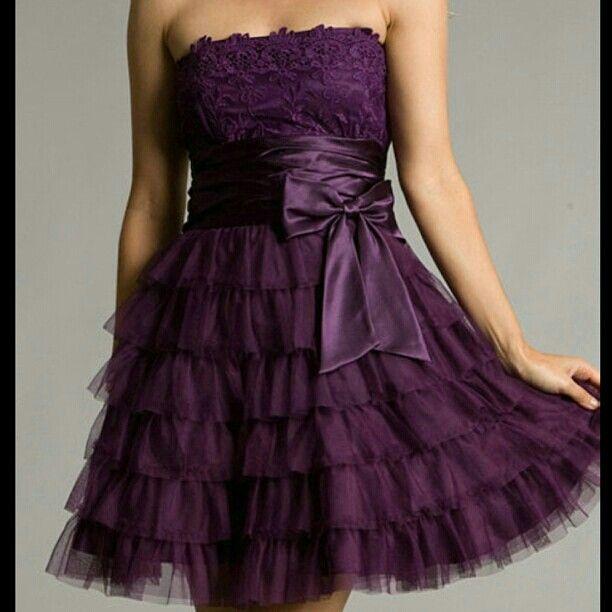 Purple dressp
