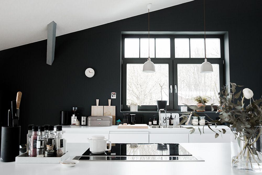 Offene Küche in einer ehemaligen Scheune u2013 http\/\/femtastics - bilder offene küche