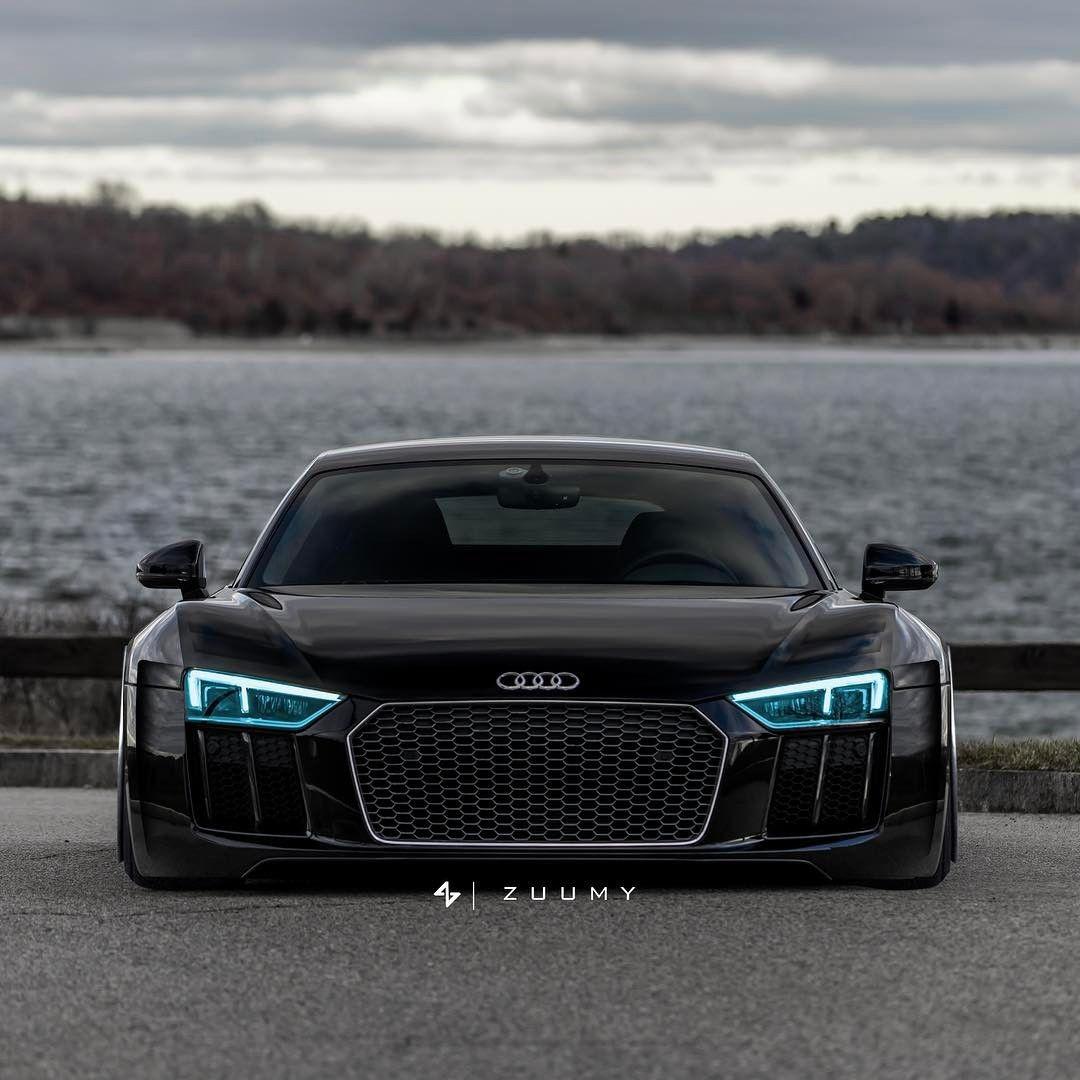 Audi R8: Widebody Audi R8 V10