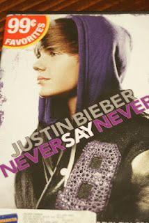 Never Say Never/Justin Bieber theme