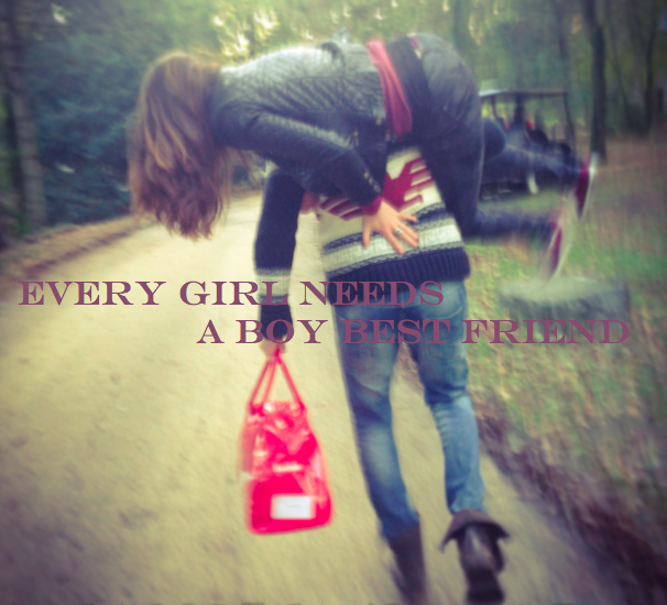 Boy N Girl Friendship Quotes: Every Girl Needs A Boy Best Friend... To Carry Her Bags