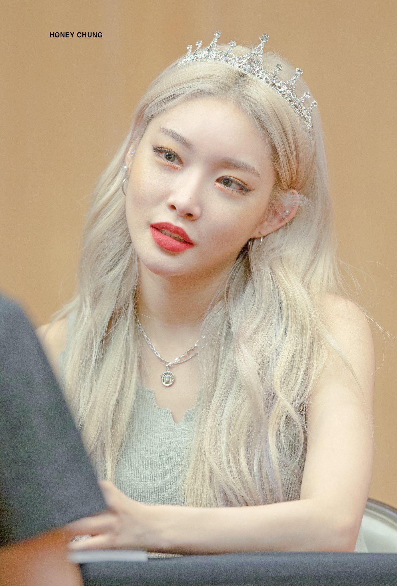 Kim Chungha Kpop Girl Groups Ice Princess Korean Girl Groups
