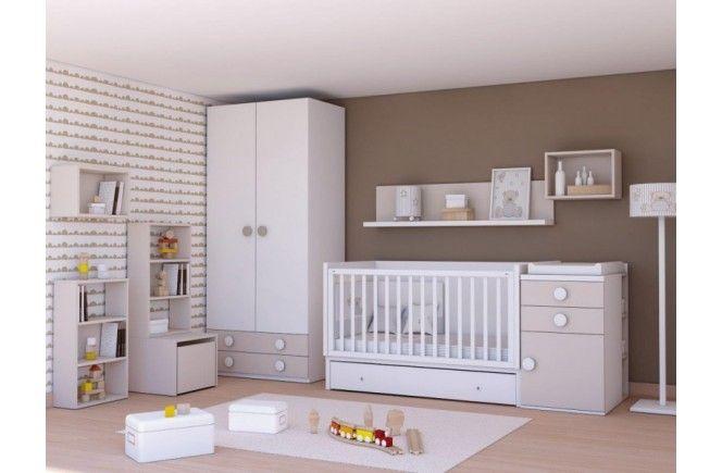 La colección NIDO ofrece a tu bebé da todo lo necesario para que su habitación sea su reino durante los primeros años de vida. ¡Y está de promoción!