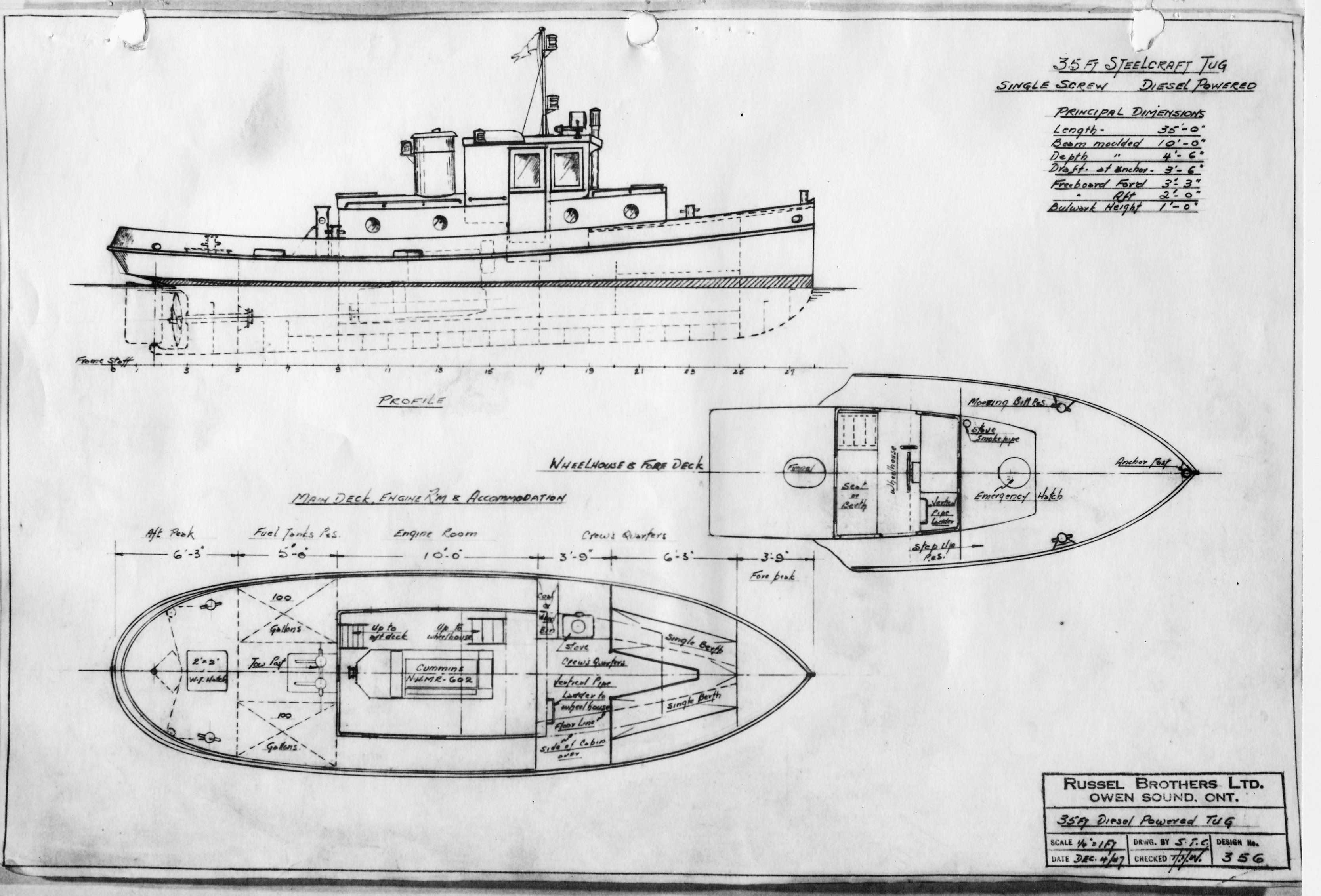 Free boat blueprints bing images tug boats pinterest free boat blueprints bing images malvernweather Gallery