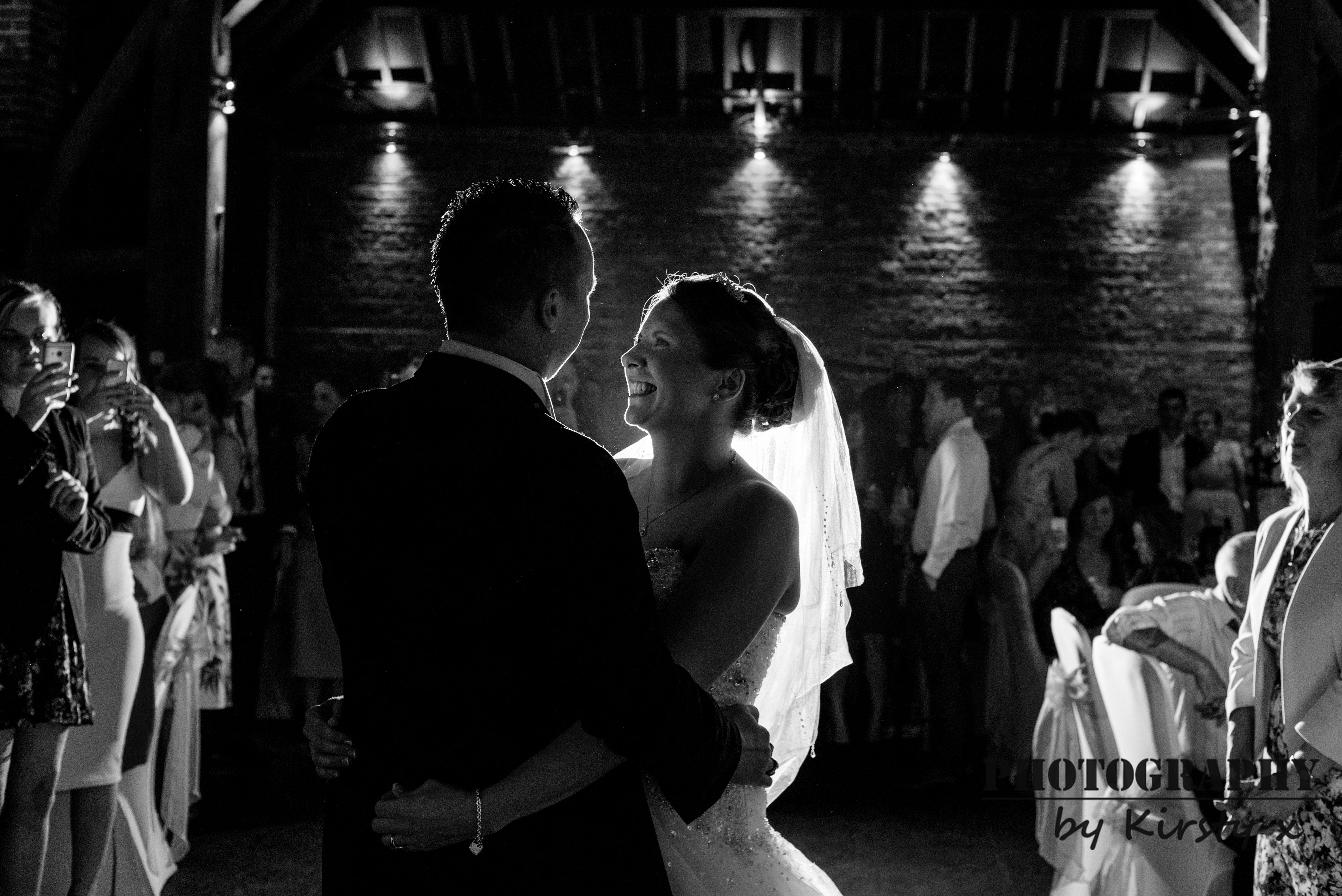 First dance u003c3 Wedding at Cooling Castle