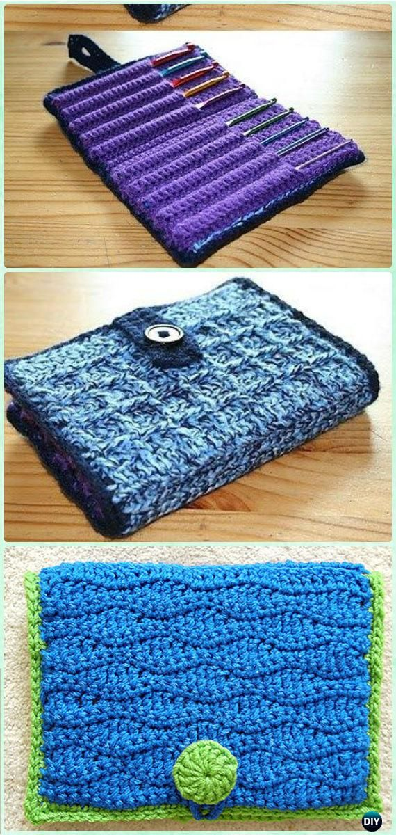 DIY Crochet Gift Ideas for Crocheters with Instructions | Tejido ...
