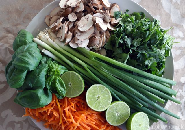 Faux Pho – Simple Pho Recipe | Simply Notable | Bloglovin'
