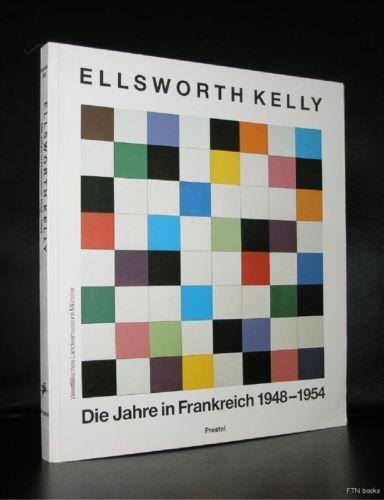 Ellsworth Kelly-Sanary-2006 Poster