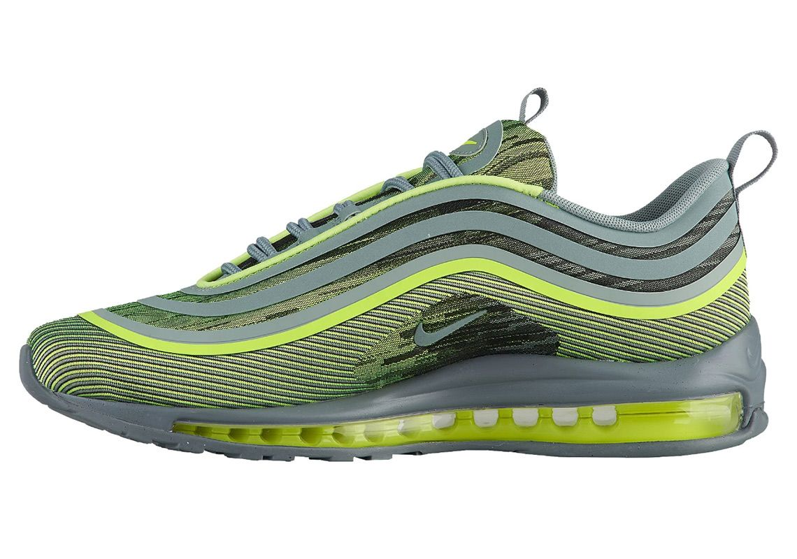 Nike Air Max 97 Ultra 17 Releases In Volt And Mica Green