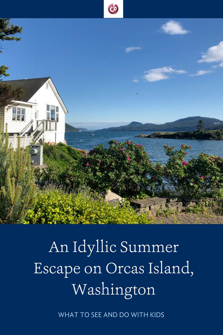 an idyllic summer escape on orcas island, washington | washington