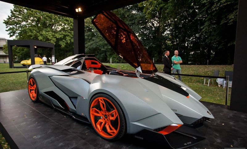 Million Dollar Cars >> Exotic Million Dollar Cars Rare Million Dollar Concept Cars