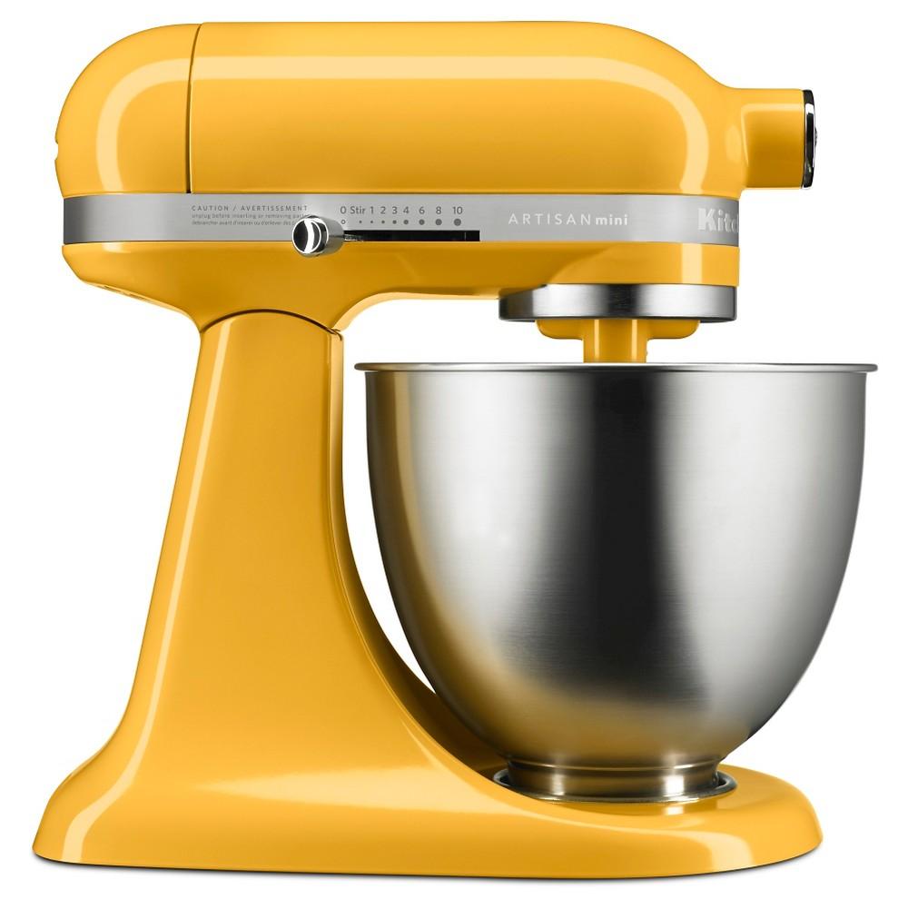 KitchenAid Artisan Mini 9.9 Quart Tilt Head Stand Mixer KSM9911X ...