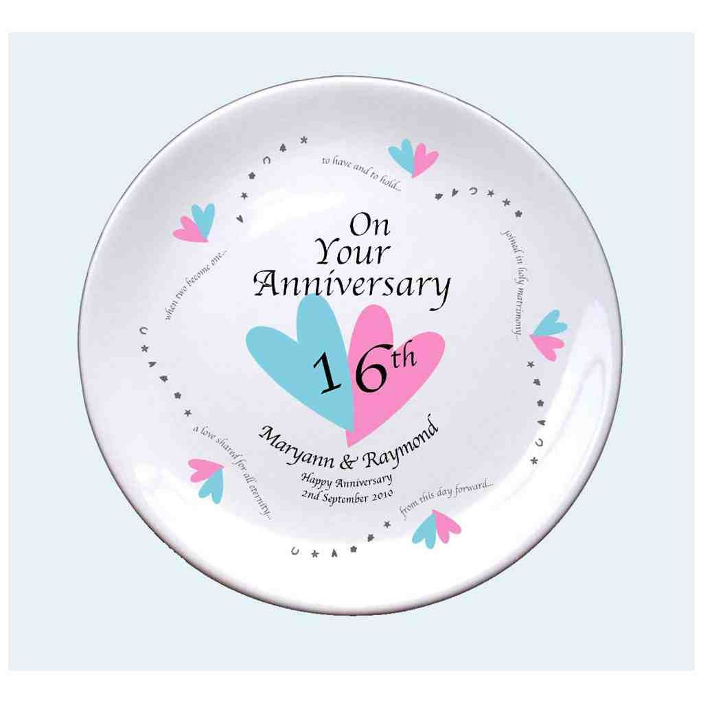 16th Wedding Anniversary Traditional Gift 4th Wedding Anniversary Gift Traditional Anniversary Gifts 16th Wedding Anniversary