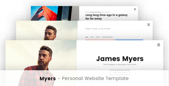 resume website template free - Onwebioinnovate