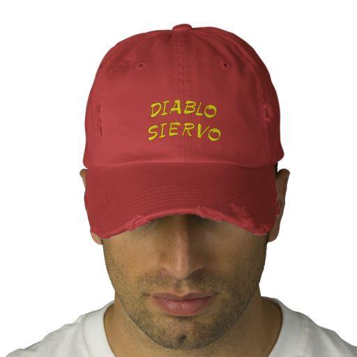 baseball cap significado espanol caps en devil servant