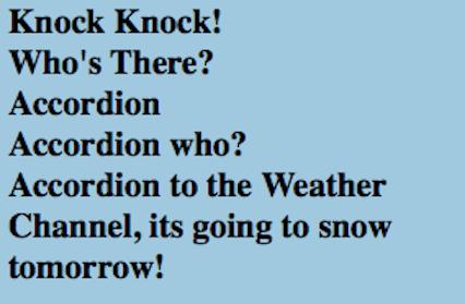 Knock Knock Joke For Kids Funny Jokes For Kids Jokes For Kids Funny Quotes For Kids