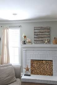 Empty Fireplace Ideas empty fireplace ideas - google search | inactive fireplace
