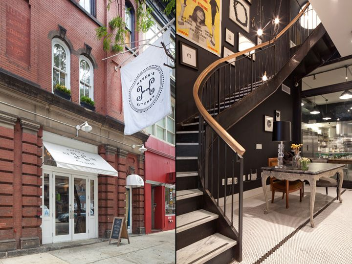 Haven s Kitchen store and restaurant by Turett Collaborative Architects  New  York City restaurant foodHaven s Kitchen store and restaurant by Turett Collaborative  . Professional Kitchen Equipment New York. Home Design Ideas