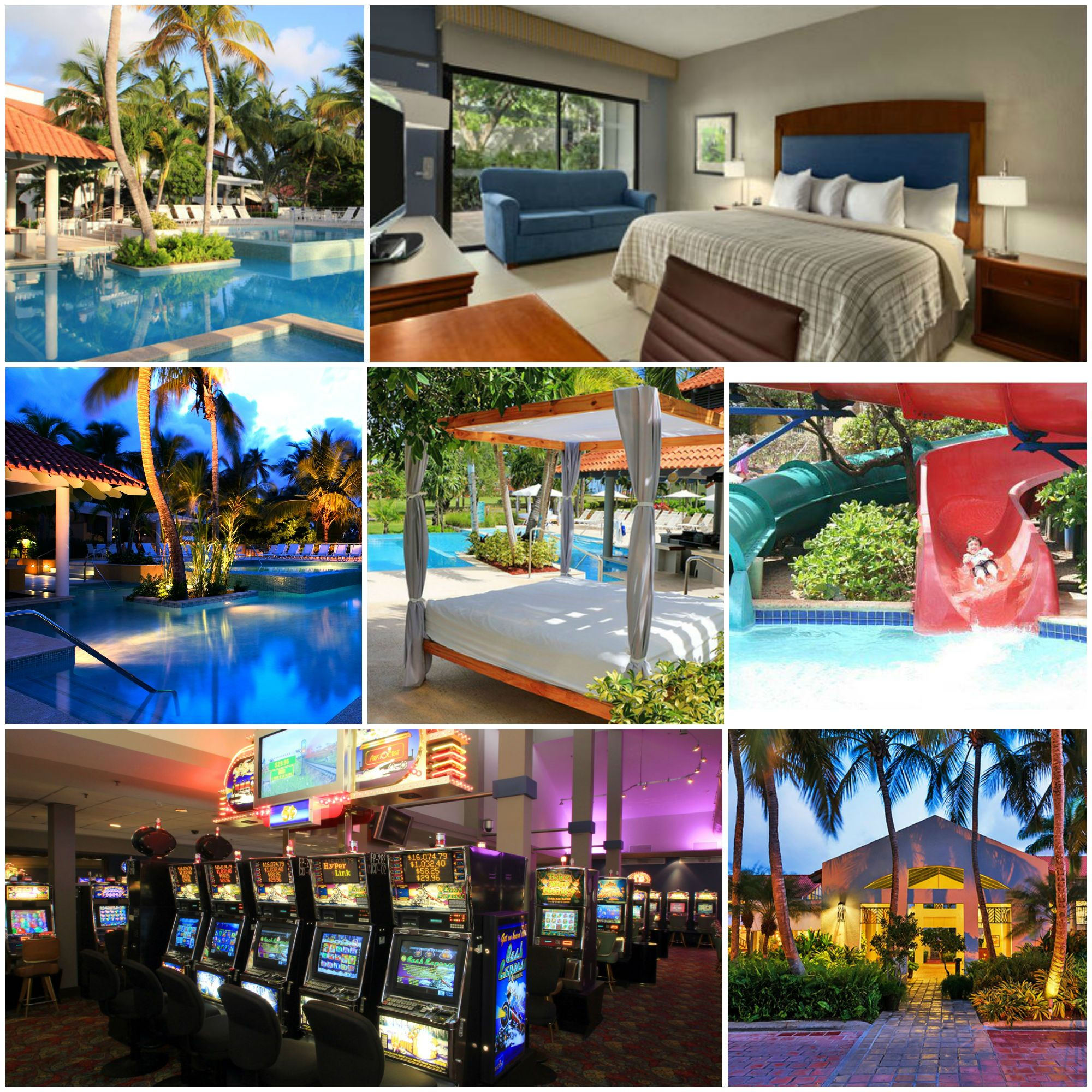3-Star All-Inclusive Beachfront Hotel At Puerto Rico For