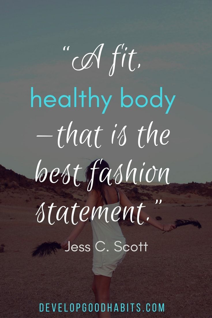 Healthy Life Quotes 192 Healthy Habits The Best Health Fitness Eating And Lifestyle