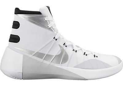 imperdonable Cabecear Despido  Nike Women's Hyperdunk 2015 TB - White/Black/White/Metallic Silver -  Jerry's Sporting Goods Store | Nike women, Discount nikes, Basketball shoes