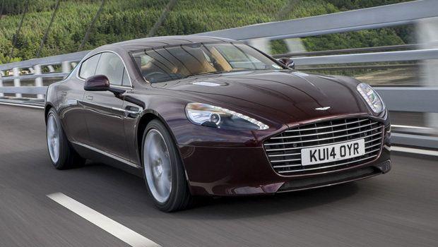 Aston Martin atualiza Rapide S e Vanquish - Notícias - QUATRO RODAS