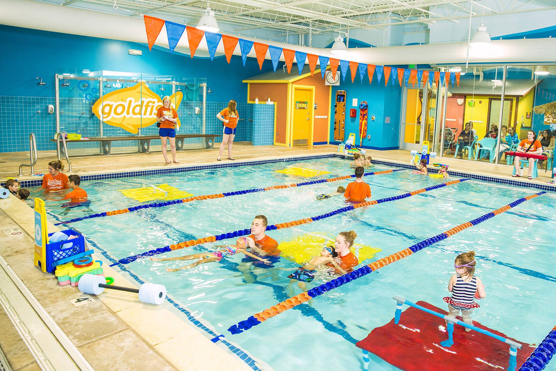 Swim School To Open In Yorktown S Triangle Center Swim School Swim Lessons School Plan