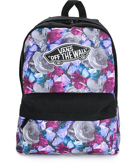 vans backpacks for school