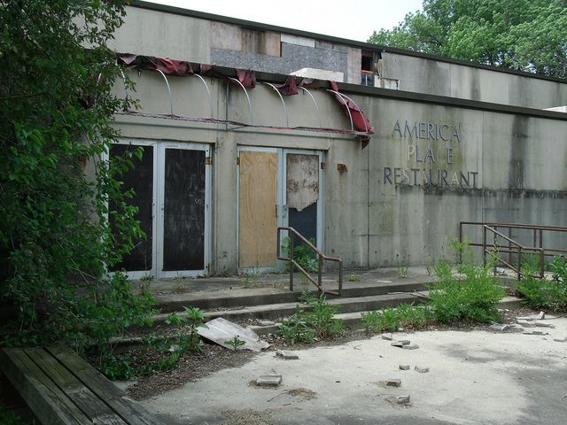 America's Place Restaurant - Chanute Airforce Base, Rantoul, IL by connor_c828, via Flickr