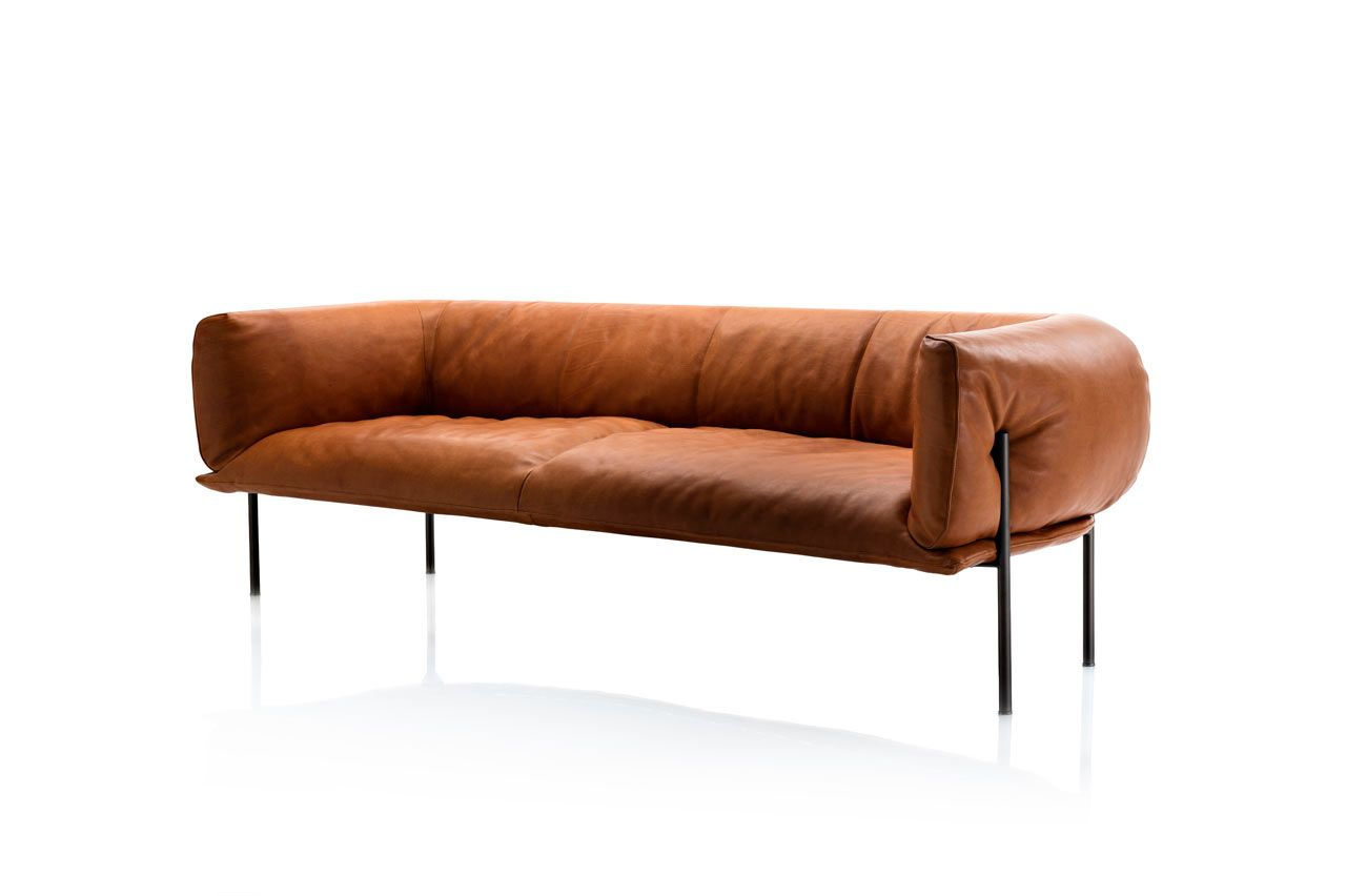3 Design Stoelen.Rondo Collection Lucy Kurrein Molinari 3 Meubels