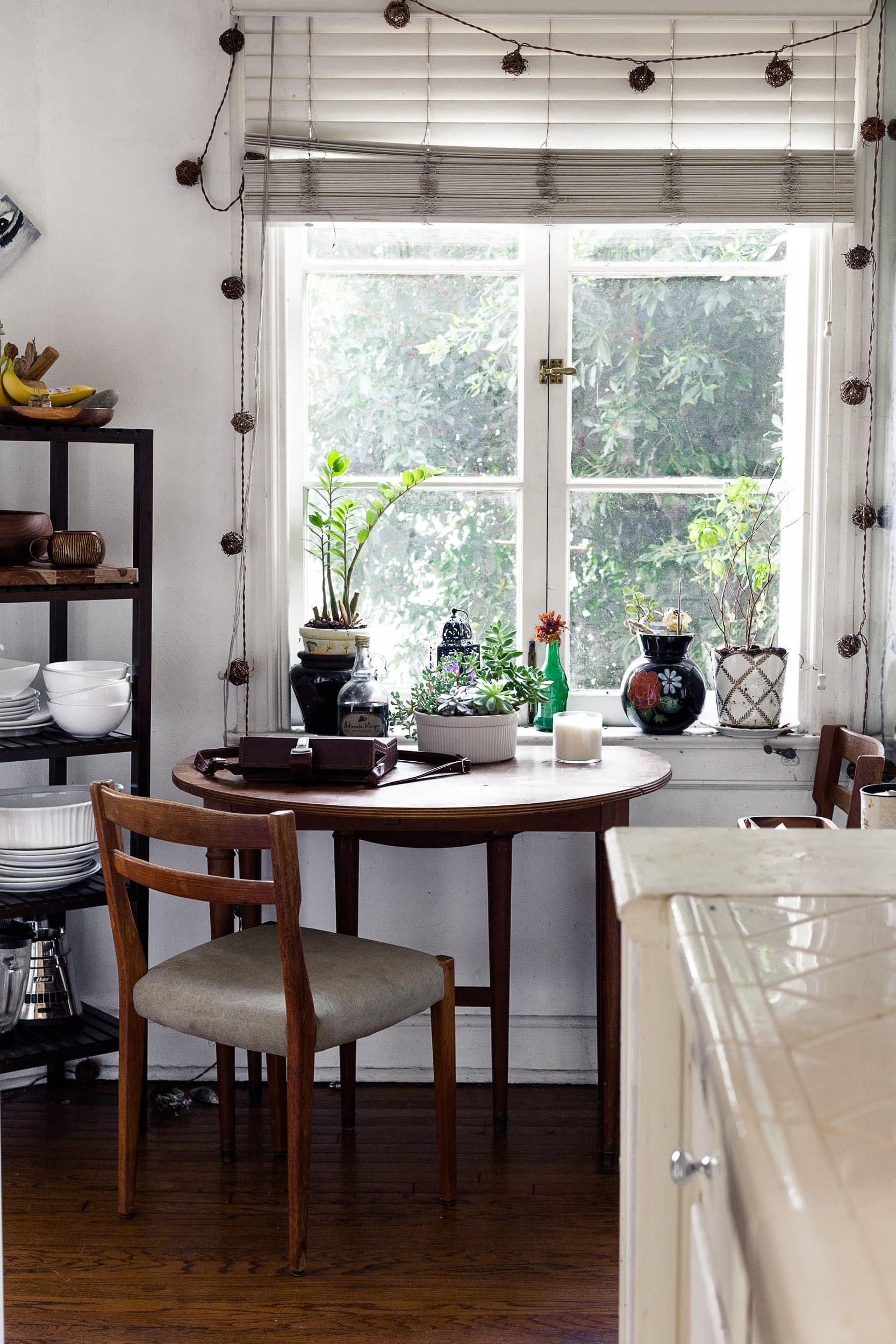 eat in kitchen furniture. A Cozy Eat-in Kitchen, All Made Up Of Thrift Store Finds. Eat In Kitchen Furniture
