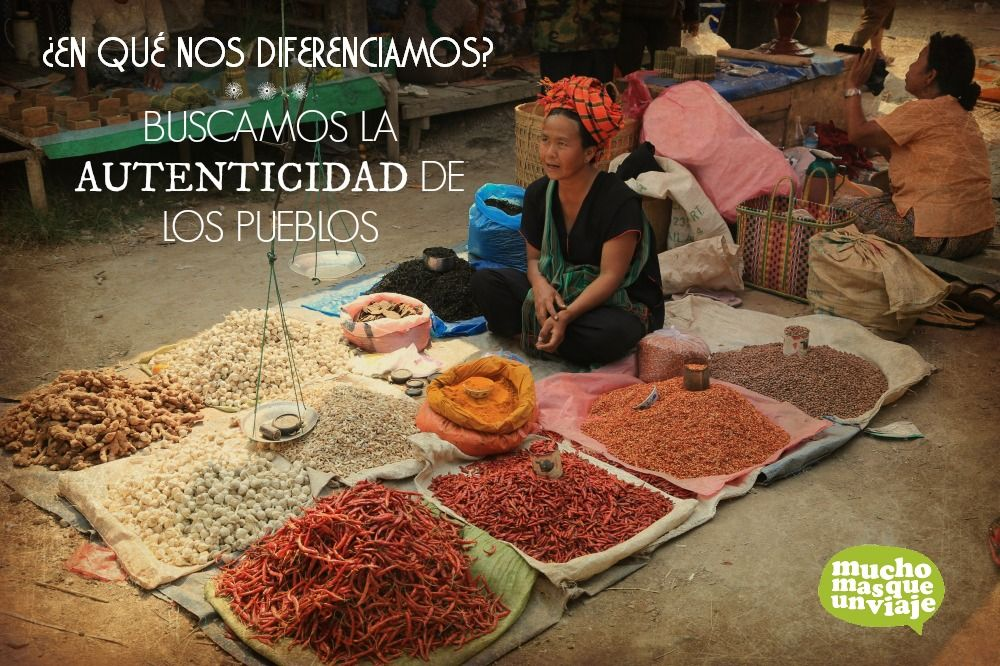 Buscamos la autenticidad de los pueblos www.muchomasqueunviaje.com