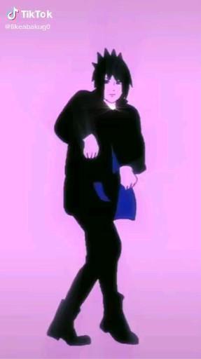 Photo of Naruto x Sasuke TikTok Dance Artist: likeabakug0 from TikTok