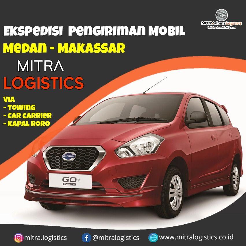 Ekspedisi Pengiriman Mobil Medan Ke Makassar Kota Medan Kendaraan