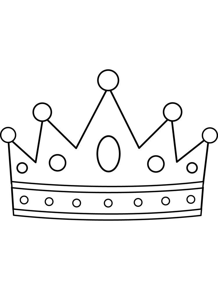 Heart With Crown Coloring Pages For A King The Crown Is A Symbol Of His Power By Wearing A Bee Coloring Pages Mothers Day Coloring Pages Cool Coloring Pages