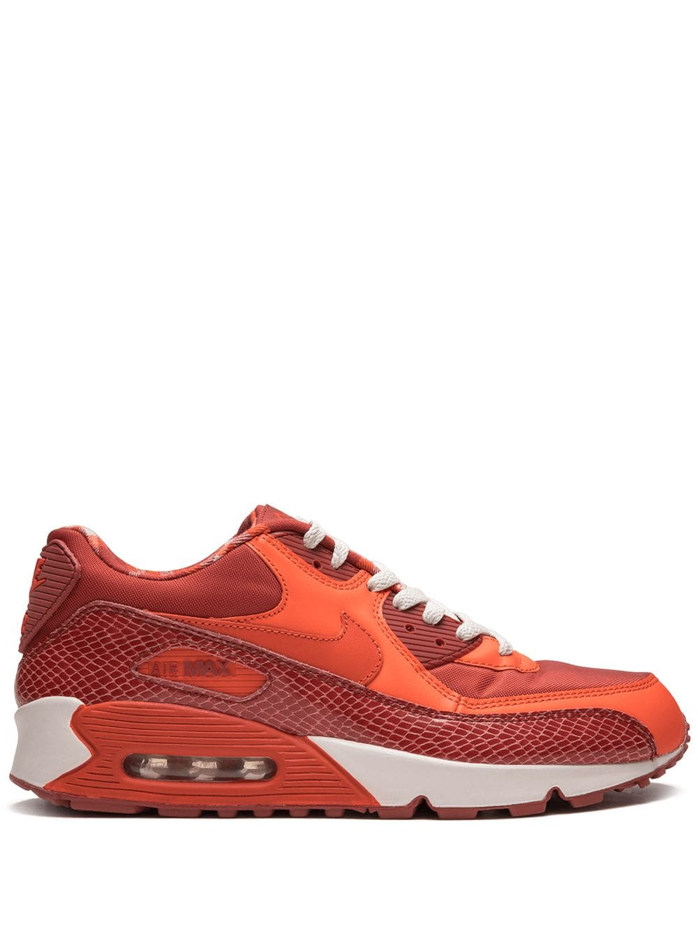 Nike Air Max 90 QK sneakers Red in 2019 | Products | Nike