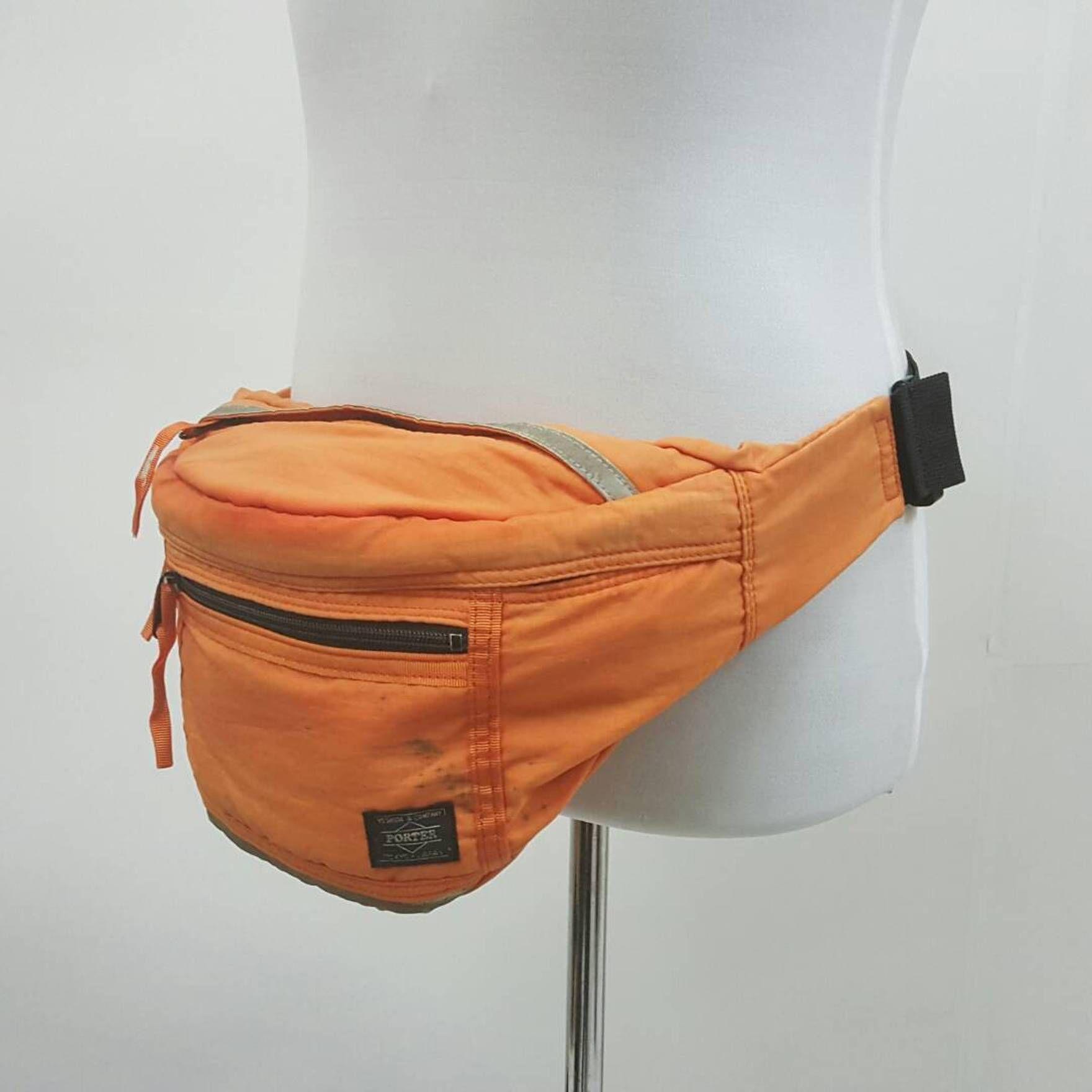 a4535ab87b70 Porter Vintage PORTER nice colour design waist bag made in Japan Size ONE  SIZE