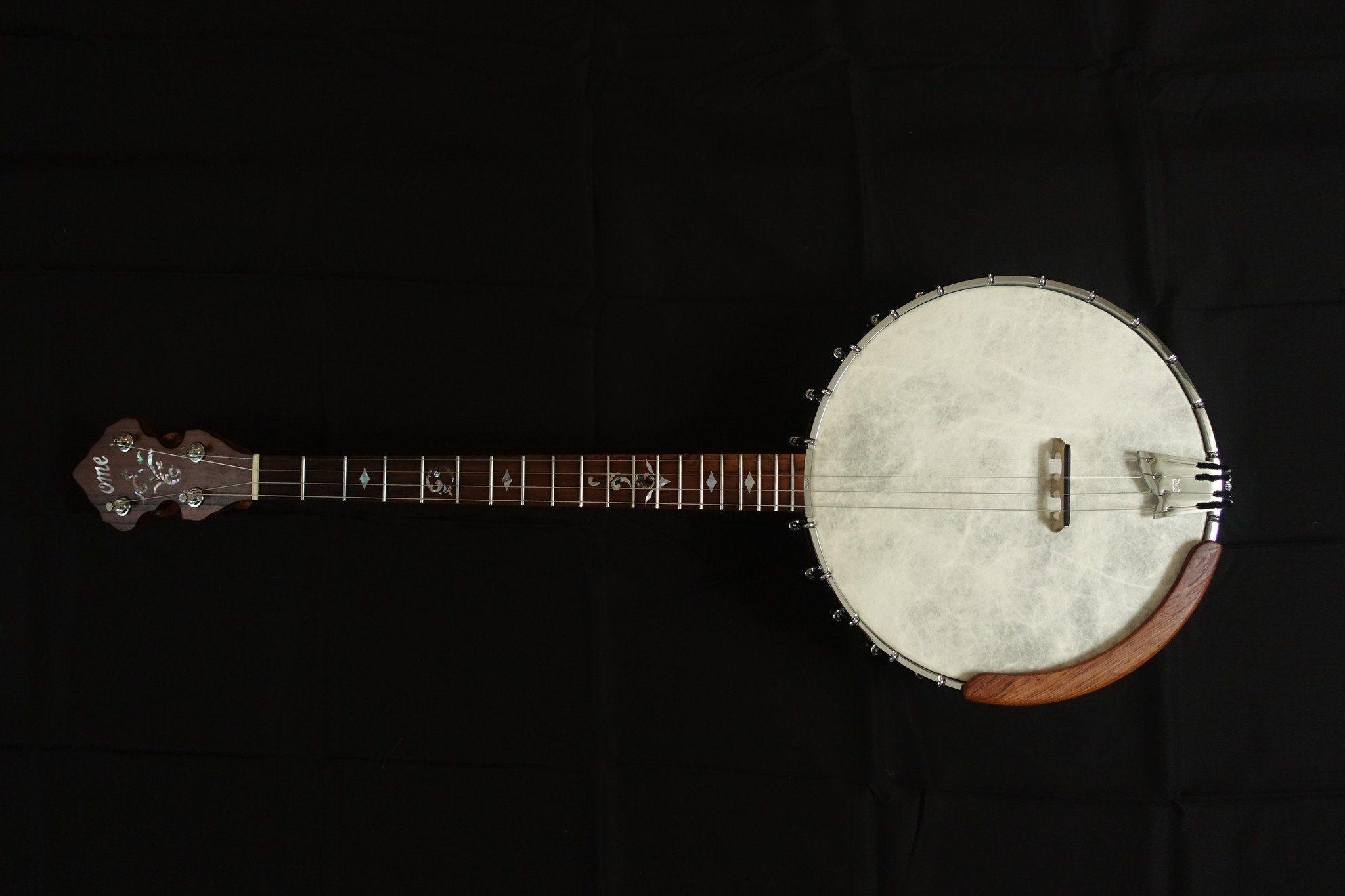 Ome Juniper 19-Fret Tenor Banjo   Products   Banjo, Vintage