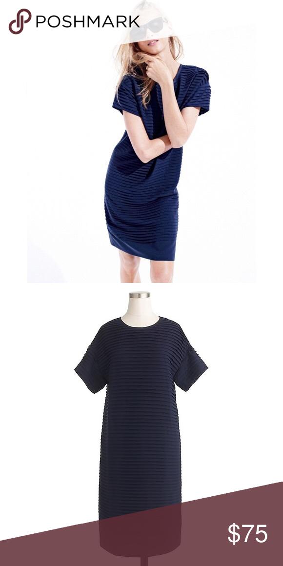 29710439 ❤️J.Crew Pleated Chiffon T-Shirt Dress❤ Beautiful dress, worn ...